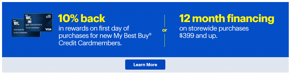 best buy 10 off