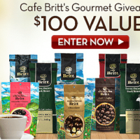Win a Bundle of Coffee, Chocolates and Coffee Accessories From Cafe Britt