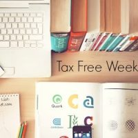 Tax Free Weekend 2019: Back To School Plus More