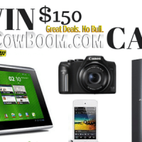 Giveaway: Win $150 CowBoom Cash