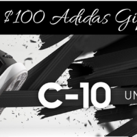 Giveaway: Enter to Win a $100 Adidas Gift Card