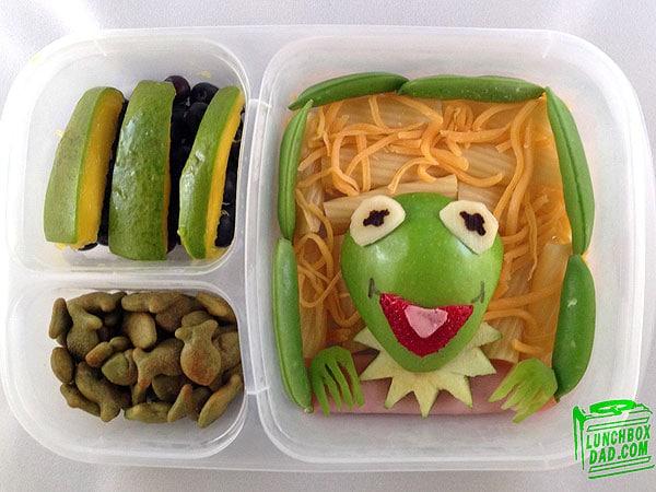 lunch box dad